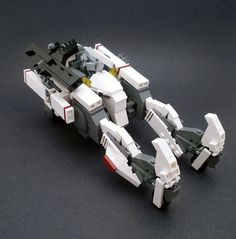 The Union - TYp-0 Re-Vash vehicle mode | Flickr - Photo Sharing!