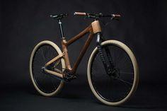 AnalogOne.One Wooden Bike by Grainworks