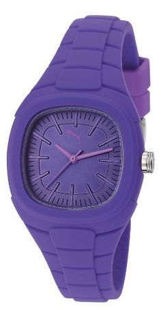 Puma Bubble Gum  S Lavender Womens watch PU102882009 >>> For more information, visit image link.