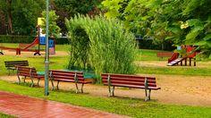 Živé stavby z vrby - vrbové stavby - Proutěné ploty a rohože na plot   Vrbové stavby - Naše realizace Living Willow, Outdoor Furniture, Outdoor Decor, Park, Garden, Home Decor, Garten, Decoration Home, Room Decor
