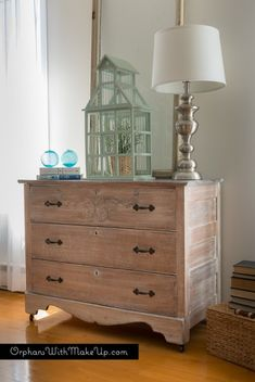 Inspiration - Country Chic Paint -pine dresser with a gorgeous white wash in Simplicity Redo Furniture, Pine Furniture, Repurposed Furniture, Painting Wooden Furniture, White Washed Furniture, Furniture Rehab, Furniture Inspiration, Furniture Makeover, Wood Furniture