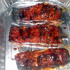 Teriyaki Salmon recipe snapshot