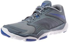 New Nike Mens Flex Supreme TR 3 Cross Trainer GreyBlue Graphite 10 -- Continue to the product at the image link.