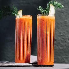 If you're getting tired of the same old Bloody Mary recipe, it's time to meet her distant cousin from the East, the Vladimiry. Made with Carrot Juice, this classic brunch cocktail will leave you feeling refreshed.