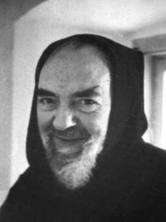 Pio of Pietrelcina (Italian: Pio da Pietrelcina), O.F.M. Cap. commonly known as Padre Pio, (May 25, 1887 – September 23, 1968) was a friar, priest, stigmatist, and mystic of the Roman Catholic Order of Friars Minor Capuchin. Padre Pio became famous for bearing the stigmata for most of his life, which generated much interest and controversy around him. He is now venerated as a saint in the Catholic Church.