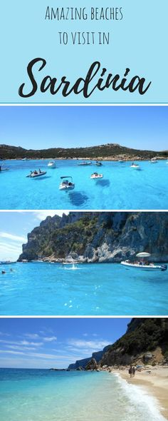 The best and most beautiful beaches to visit in Sardinia