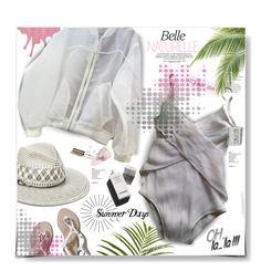"""Summer Days..."" by desert-belle ❤ liked on Polyvore featuring rag & bone, Abercrombie & Fitch, Pier 1 Imports, La Perla, Garance Doré, Ciaté, polyvoreeditorial and LaPerla"