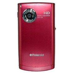 Polaroid DVF-720RC Digitel Camera with 3xOptical Zoom 2.4-Inch LCD Screen - Red - http://yourperfectcamera.com/polaroid-dvf-720rc-digitel-camera-with-3xoptical-zoom-2-4-inch-lcd-screen-red/