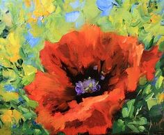 Image issue du site Web http://cdn.dailypainters.com/paintings/poppy_prelude_by_texas_flower_artist_nancy_medina_floral__still_life__d4bdafc2f275cfd3fb0c4be03b1e1ca2.jpg