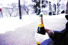 popping champagne : http://babesngents.com/blogs/news/18211045-lifestyle-pics-1 // #babesngents