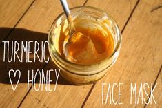 TWO INGREDIENT TURMERIC FACE MASK – Paige Marie