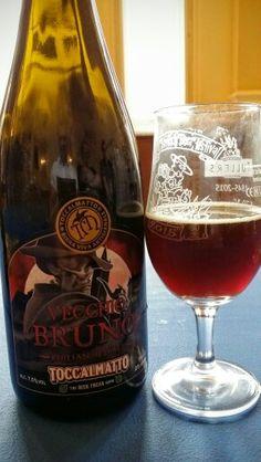 Birrificio Toccalmatto Vecchio Bruno Emilian Red Ale.