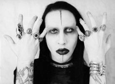 Marilyn Manson in Art