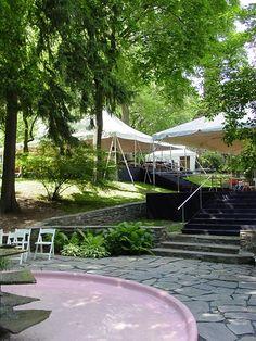 Backyard Tent Event