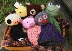 Crochet Animal Lovey, Crochet Lovey, Security Blanket, Bird Blankie, Pink Pig, Owl Lovey Bee Blanket Cow Comfort Blanket Brown Bear Lovey by CrochetHeadToToe on Etsy