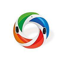 Intex - Colour Whirl Tube