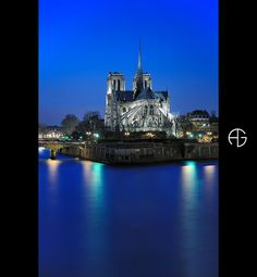 Classic Notre-Dame by A.G. Photographe, via Flickr