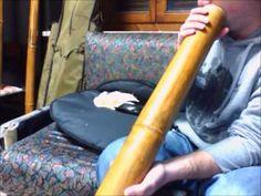 Didgeridoo bamboo in Ddiesis - YouTube