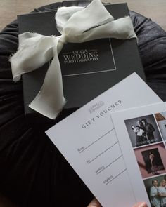 """Olga Wedding Photography on Instagram: """"Super excited to present my Gift Voucher! Theperfect idea for a present is lasting memories! It can be personalized and hand-delivered or…"""" Lasting Memories, Gift Vouchers, Super Excited, Romantic Weddings, Grooms, Brides, Wedding Decorations, Xmas, Presents"""