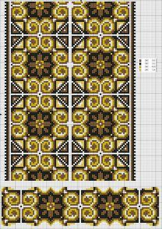(1) Вишиванка - UkrOpen Cross Stitch Borders, Cross Stitch Flowers, Cross Stitch Designs, Cross Stitching, Cross Stitch Embroidery, Brick Patterns, Beading Patterns, Embroidery Patterns, Cross Stitch Patterns