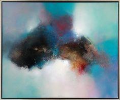 Eelco Maan, Wings, 120 x 100 cm / SOLD