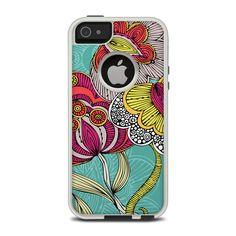 OtterBox Commuter iPhone 5 Case Skin - Beatriz by Valentina Ramos   DecalGirl