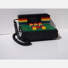 Fab.com | Big Blocks Touch Tone Phone $154