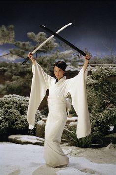 Kill Bill Vol. 1 (2003) Costume Design by Kumiko Ogawa, Catherine Marie Thomas and Mark Zunino