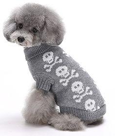 MaruPet Christmas Dog Ribbed Knit Sweater Knitwear Turtle... https://www.amazon.com/dp/B01JD5SUFE/ref=cm_sw_r_pi_dp_x_Dt23ybPX4Y8TF