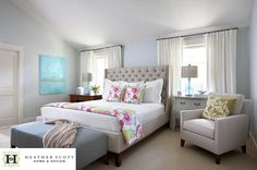 design by Heather Scott Home & Design owner, Heather Blue Harkovich, photography by Ryann Ford photography