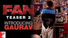 Shah Rukh Khan FAN Teaser - Introducing Gaurav  http://apnewscorner.com/shah-rukh-khan-fan-teaser-introducing-gaurav/