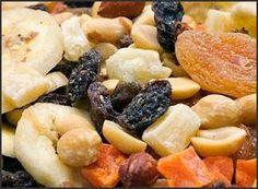 Las frutas secas : propiedades y beneficios