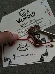 Alice in Wonderland Touring Exhibit