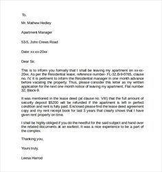 Png  Letter Of Not Renewing Lease  Real State