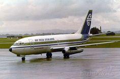 Foto de ANZ Boeing 737-200 (ZK-NAR) ✈ FlightAware