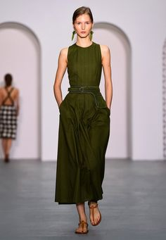 London Fashion Week : Jasper Conran Frühjahr/Sommer 2017