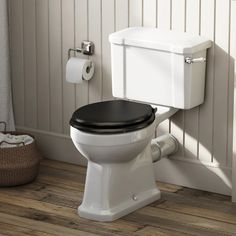 The Camberley Bathroom Suite Range is a real design classic, turning traditional functionality into style and elegance. Including a luxury white soft close seat, this close coupled toilet will add classical style to any bathroom suite. Grey Vanity Unit, White Vanity, Vanity Units, Black Toilet Seats, Grey Toilet, Small Toilet, Traditional Toilets, Traditional Bathroom, Cloakroom Suites