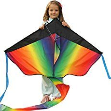 Making a kite together with your kids is such a wonderful learning experience and flying it together is so much fun and SO rewarding! If you've been wondering how to make a kite, it's really not hard at all and so worth the time!