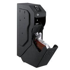 GunVault Biometric Speedvault Safe
