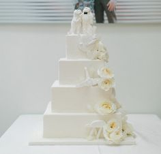 Stars Wars inspired cake