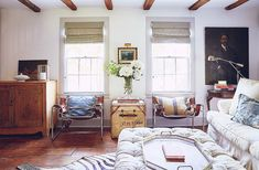 04-At Home With | Designer Jennifer Vaughn Miller-This Is Glamorous