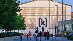 Hamburg/ Nord: Kampnagel Kulturzentrum