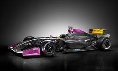 Formula Renault 3.5 with maxon motors on board.