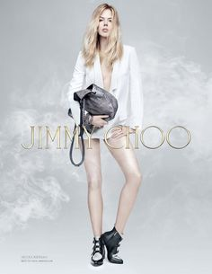Nicole Kidman Brings Attitude to Jimmy Choo Pre Fall 2014 Campaign