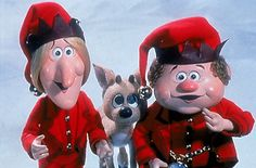 "Ok I know I said Rudolph was my favourite but ""The year without a Santa Claus"" is also my favouritist (yes that's a word). How catchy were those Heat Miser/ Snow Miser songs? CAN'T WAIT!!!!"