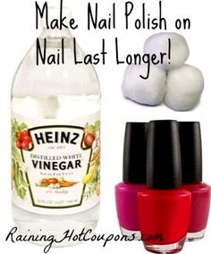 How To Get Nail Polish To Last Longer