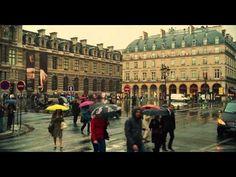 The opening scene to 'Midnight in Paris' - beautiful scenery of Paris...