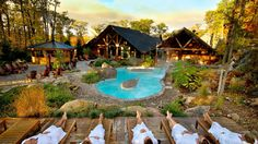 Discover Nordik Spa-Nature, the ultimate relaxation experience. Treat yourself to wellness at the largest spa in North America. Skin Care Spa, Best Spa, Visit Canada, Living In New York, Romantic Getaway, Grand Hotel, Dream Vacations, Places To Visit, Around The Worlds