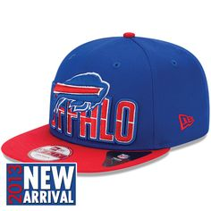 Do you have your 2013 @New Era  #BuffaloBills Draft Hat? Get it now to rock the same look as tomorrow's 1st round pick!