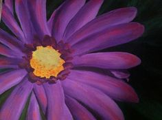 flower acrylic